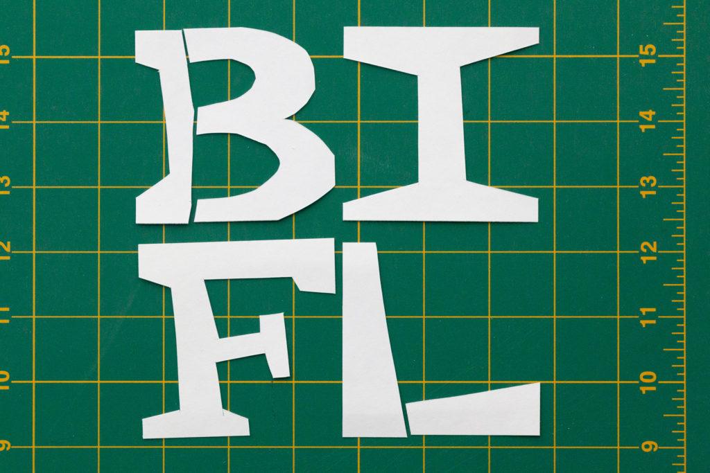 BIFL Logo Hand Created
